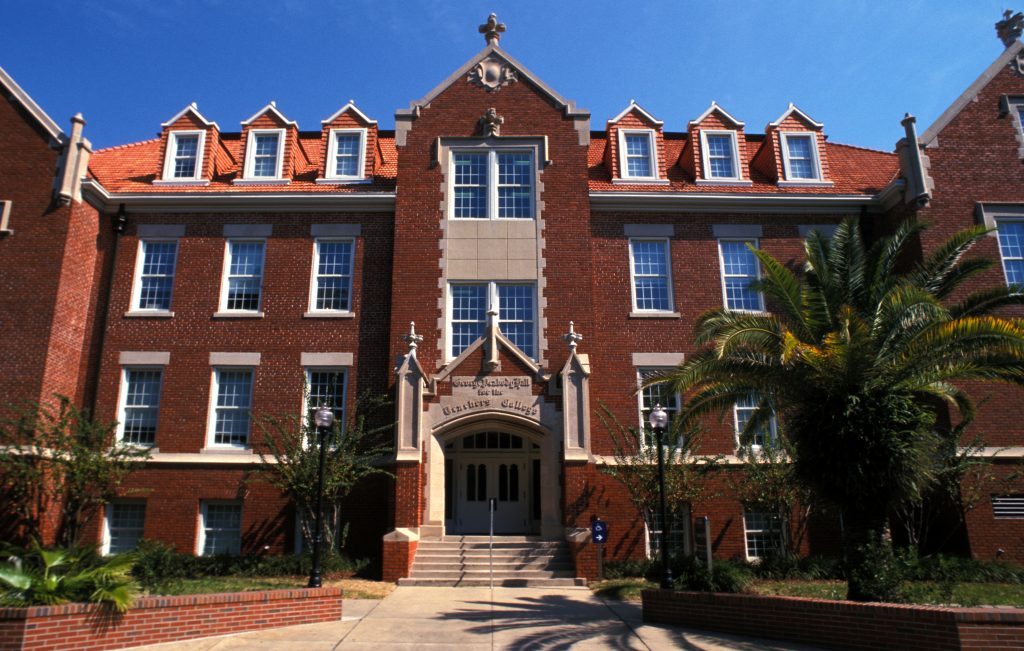 photo of peabody hall, location of counseling and wellness center's satellite office