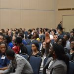 audience at the first annual social justice summit