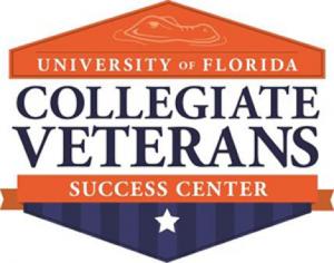 university of florida collegiate veterans success center logo